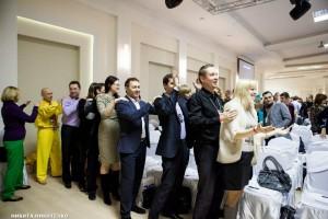 Желтый Мужик Краснодар на тренинге Радислава Гандапаса