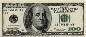 Бенджамин Франклин (100 долларов)