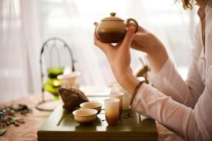чайная медитация