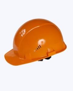 Оранжевая каска
